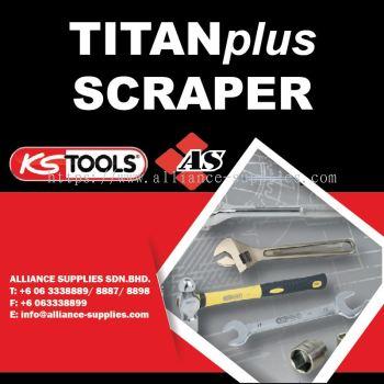 KS TOOLS TITANplus Scraper