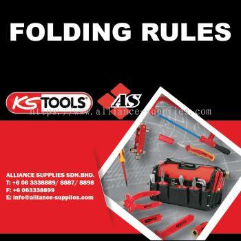 KS TOOLS Folding Rules