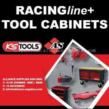 KS TOOLS RACINGline+ Tool Cabinets