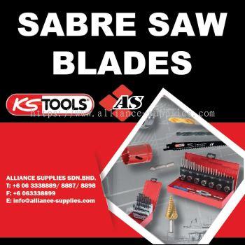 KS TOOLS Sabre Saw Blades