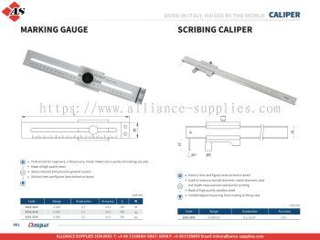 DASQUA Marking Gauge / Scribing Caliper