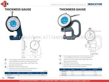 DASQUA Thickness Gauge