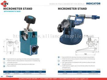 DASQUA Micrometer Stand