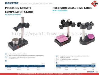 DASQUA Precision Granite Comparator Stand / Precision Measuring Table