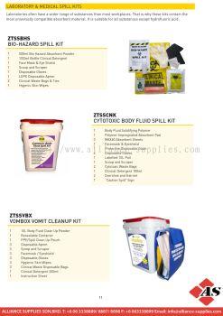 Laboratory & Medical Spill Kits