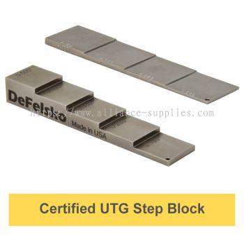 Certified UTG Step Block