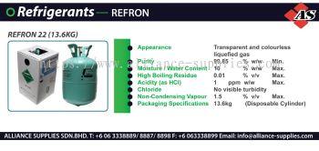 Refrigerants - REFRON