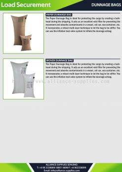 Dunnage Bags - Paper & Woven