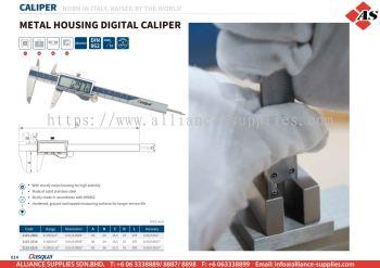 DASQUA Metal Housing Digital Caliper