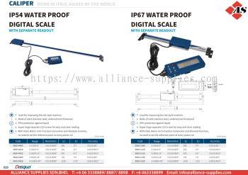 DASQUA IP54 Water Proof Digital Scale /IP67 Water Proof Digital Scale
