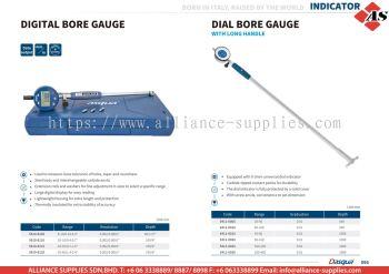 DASQUA Digital Bore Gauge / Dial Bore Gauge
