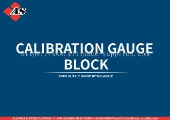 DASQUA Calibration Gauge Block