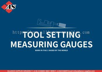 DASQUA Tool Setting Measuring Gauges