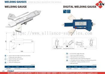 DASQUA Welding Gauge / Digital Welding Gauge