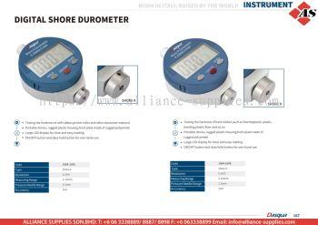 DASQUA Digital Shore Durometer