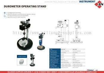 DASQUA Durometer Operating Stand