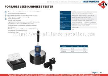 DASQUA Portable Leeb Hardness Tester