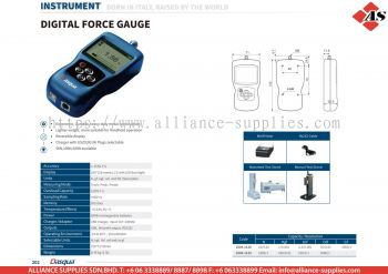 DASQUA Digital Force Gauge
