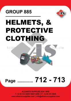 885-Helmets and Protective Clothing