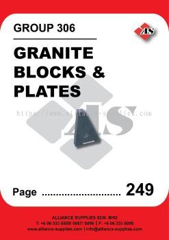 306-Granite Blocks and Plates