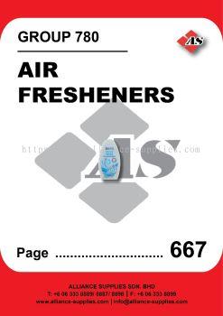 780-Air Fresheners