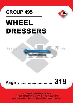 495-Wheel Dressers
