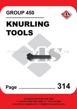 450-Knurling Tools