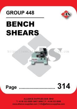 448-Bench Shears