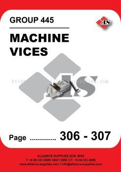 445-Machine Vices