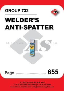 732-Welder's Anti-Spatter