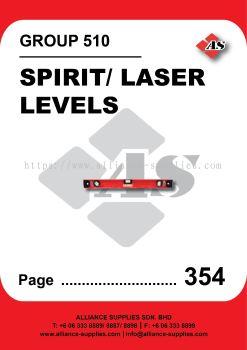 510-Kennedy Spirit/ Laser Levels