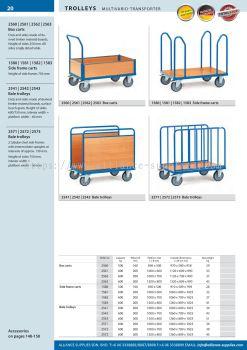 11.04.4 Trolleys (Multivario-Transporter)
