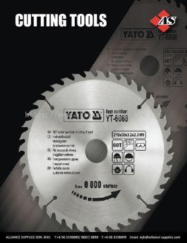 7.13 YATO Cutting Tools