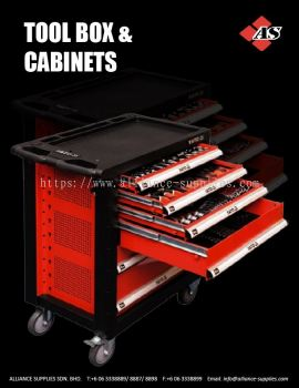 7.19 YATO Tool Box & Cabinets