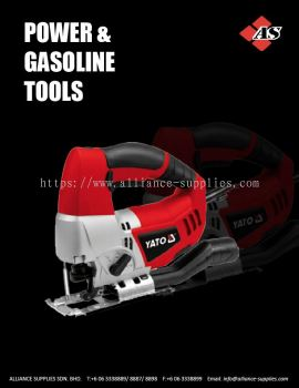 7.21 YATO Power & Gasoline Tools
