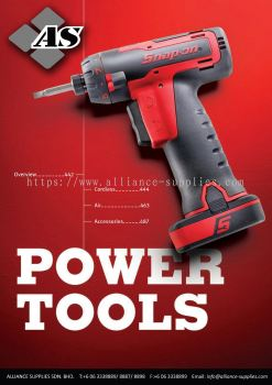 1.02.3 SNAP-ON Power Tools