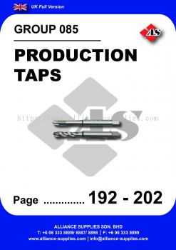 085 - Production Taps