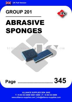 201 - Abrasive Sponges