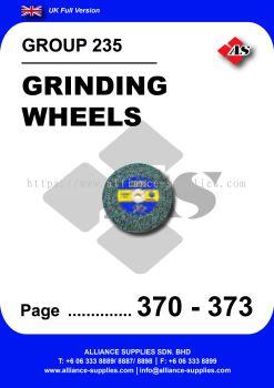 235 - Grinding Wheels