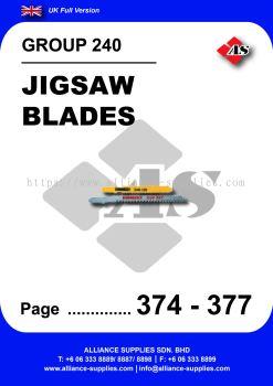 240 - Jigsaw Blades