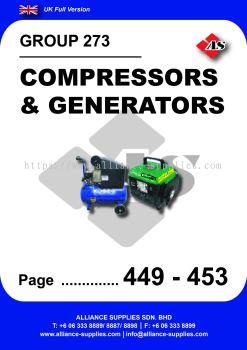 273 - Compressors & Generators