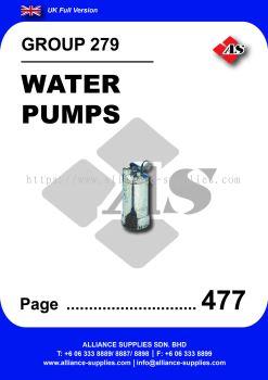 279 - Water Pumps