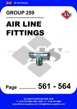 259 - Air Line Fittings