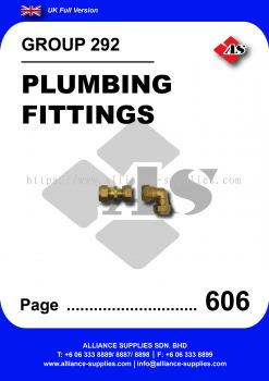 292 - Plumbing Fittings