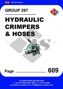 297 - Hydraulic Crimpers & Hoses
