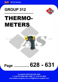 312 - Thermometers
