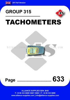 315 - Tachometers
