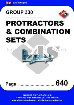 330 - Protractors & Combination Sets