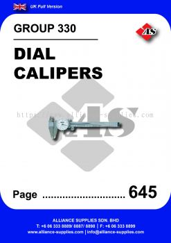 330 - Dial Calipers