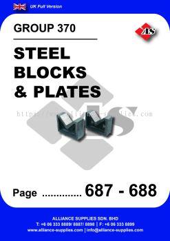370 - Steel Blocks & Plates